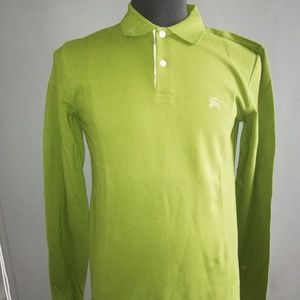 BURBERRY BRIT GREEN SHIRT